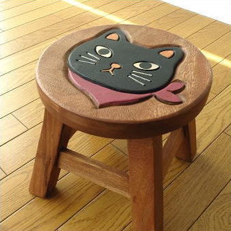 Groovy Cute Round Natural Wood Chairs Wooden Stool Cat Gadgets Solid Material Miniature Childrens Chair Round Chair Flower Woods Tools Asian Children Wooden Andrewgaddart Wooden Chair Designs For Living Room Andrewgaddartcom