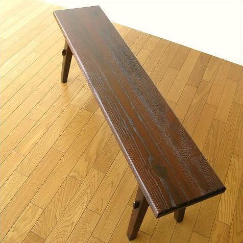 ベンチ 木製 ウッドベンチ 天然木 玄関椅子 長椅子 長いす 花台 ダイニングベンチ 長椅子 インテリア リビング 木のベンチ シンプル ベンチ 木製 アジアン家具 レトロ アンティーク 玄関ベンチ ベンチ 木製 腰掛け スツール チェアー 完成品 送料無料 木製ベンチ120