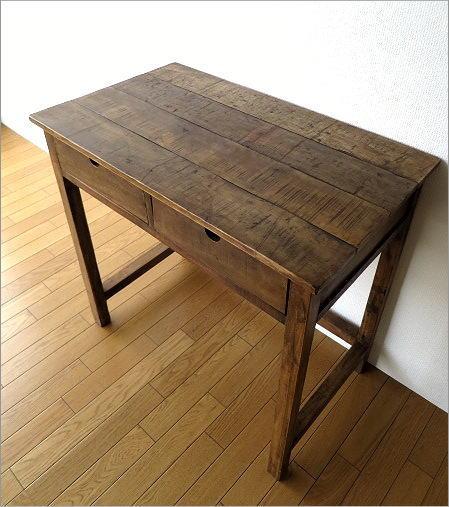 ... Shabby Chic furniture desk desk wood antique retro work stand work desk  computer desk console desk ... - Hakusan: Shabby Chic Furniture Desk Desk Wood Antique Retro Work