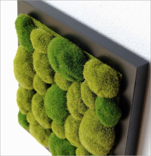 Incroyable Wall Decorations Fake Green Foliage Light Catalyst Wall Deco Wall Mounted  Interior Display Living Wall Decals Wall Art Art Fashion Art Flower Art  Frame ...