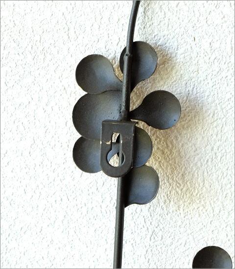 壁飾り アイアン アートパネル 植物 枝 木 ウォールデコ 壁掛け インテリア おしゃれ 和風 モダン かわいい カフェ ショップ 店舗 玄関 部屋 ウォールディスプレイ ウォールアート 壁面飾り アイアン雑貨 アイアンの壁飾り ゴールドリーフ