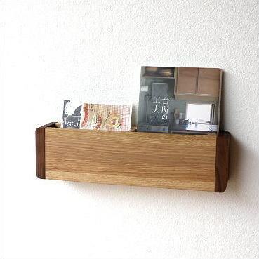 Well-known hakusan | Rakuten Global Market: Letter racks wood wall hanging  CN42