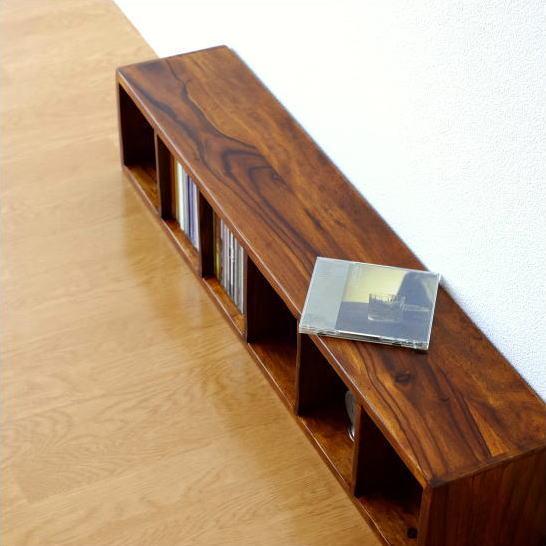 Wood CD rack wooden CD rack natural wood CD storage shelf shelf CD ??????? Compact stylish BOX display racks wristlet ?????????????? ... & hakusan | Rakuten Global Market: Wood CD rack wooden CD rack natural ...