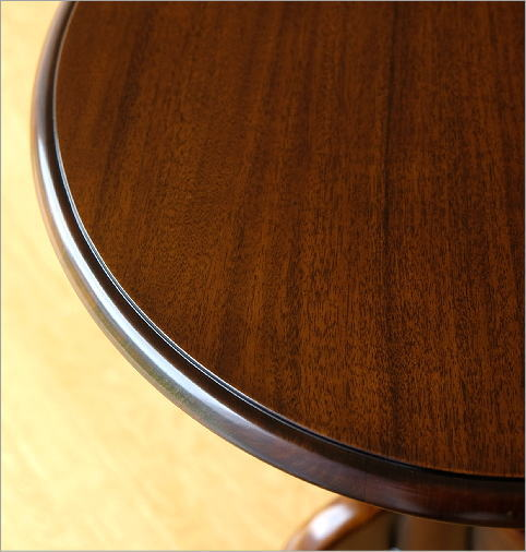 Natural Wood Coffee Table.Wooden Side Table Natural Wood Coffee Table Round Round Wood Completed Solid Wood Asian Furniture Luxury Fine Mahogany Round Table B