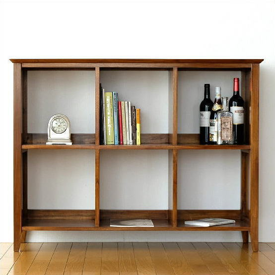 hakusan teak bookcase bookcase solid material open rack wooden rh global rakuten com fantastic furniture storage shelves large furniture storage shelves