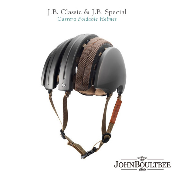 【P最大18倍(11/19 10時まで/エントリ含)】JB_SPECIAL(JBスペシャル)BROOKS(ブルックス)カスクから影響を受けたフォールディングヘルメット