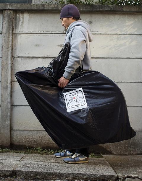 【P最大17倍(11/16 10時まで/エントリ含)】1010輪行フレームRIN PROJECT (リンプロジェクト)輪行バッグ