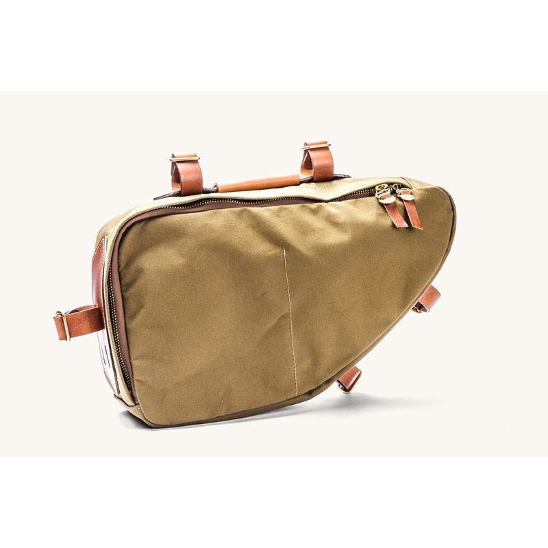 【最大4000円クーポン+P最大24倍(4/16 2時まで)】Excursion Frame Bag (エクスカーションフレームバッグ)カラー:OLIVE DRABTanner Goods(タナーグッズ)フレームバッグ