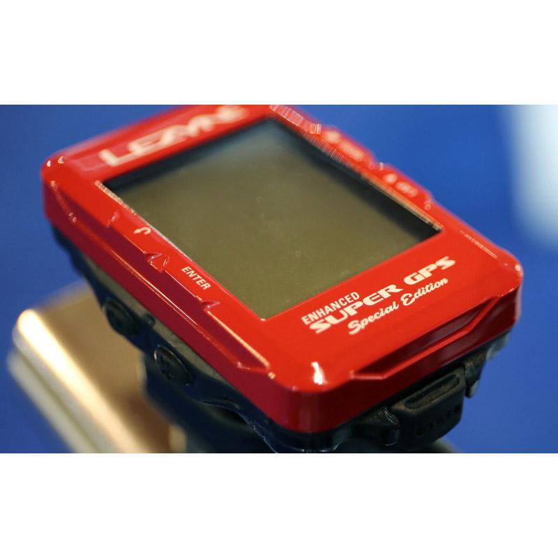 【P最大18倍(10/30 0時まで/エントリ含)】【限定カラー待望の限定入荷】SUPER GPS(スーパーGPS)【LEZYNEテクノロジーのすべてを搭載大画面GPS内蔵サイクルコンピューター】LEZYNE(レザイン)スピードメーター・サイクルコンピュータ