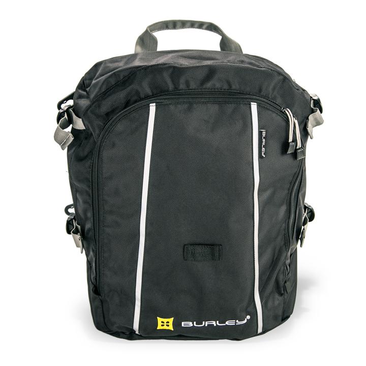 【最大4000円クーポン+P最大24倍(4/16 2時まで)】【TRAVOY用】TRANSIT bag large(トランジットバッグ)BURLEY(バーレイ)自転車用荷物トレーラー