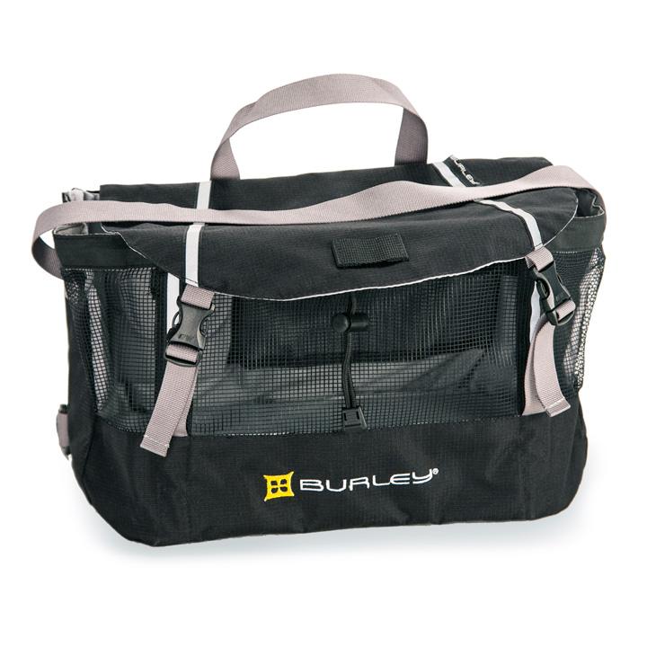 【最大5000円クーポン+P最大28倍(8/6 0時まで)】【TRAVOY用】MESH bag Small(メッシュバッグ)BURLEY(バーレイ)自転車用荷物トレーラー