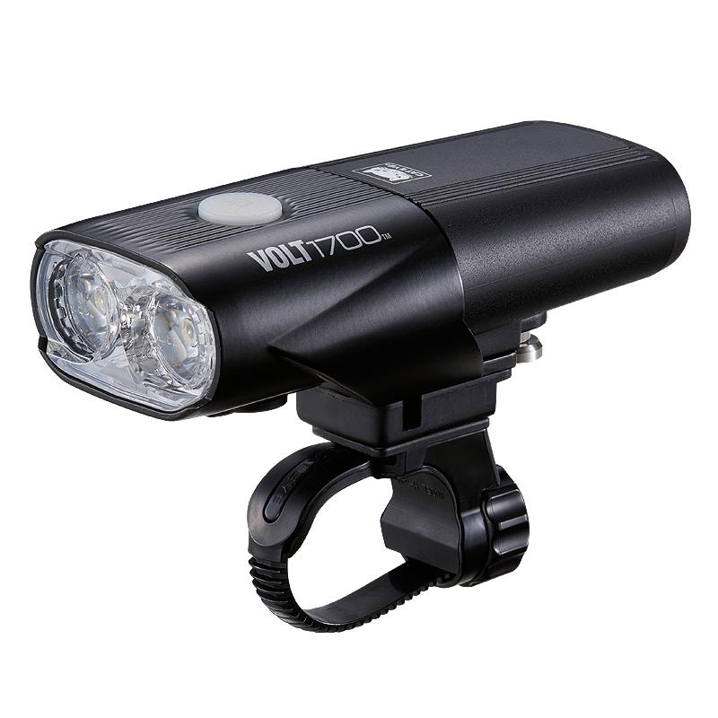 【P最大18倍(11/19 10時まで/エントリ含)】1700ルーメン一体型充電式ライトCAT EYE(キャットアイ)HL-EL1020RCUSB充電ヘッドライト