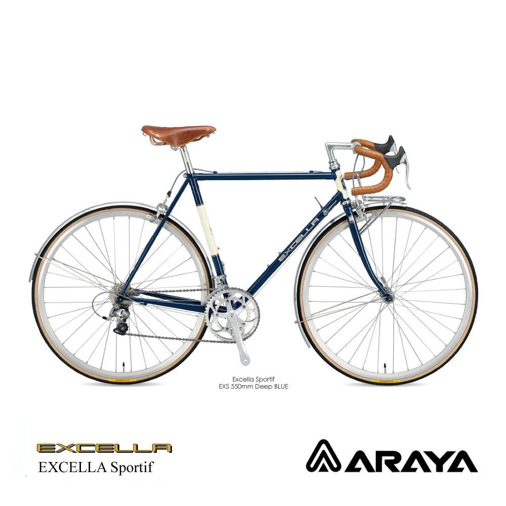 2016 模型瑞 (新家工业) 例题 (EXCELLA sportif) Excella sportif 旅行自行车??