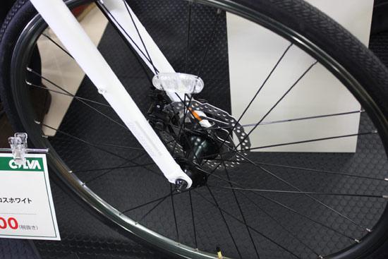 CYLVA (银) CYLVA F8B (F8B426/F8B486) 内部 8 速自行车普利司通 (普利司通)