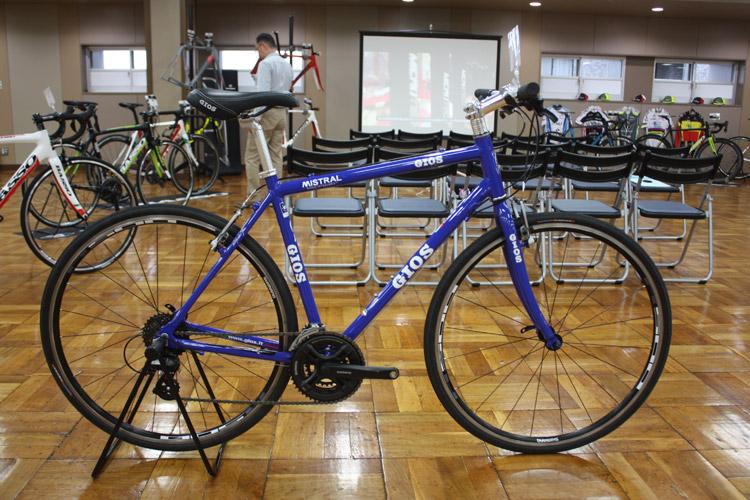 aa849c94d8f hakusen: 2019 model GIOS (dimale) MISTRAL (mistral) cross bikes ...