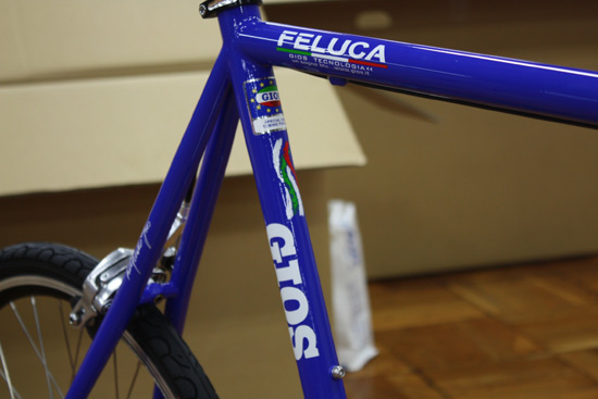 2015 模型 GIOS GEO) FELUCA (FeliCa) 自行车和 minibero