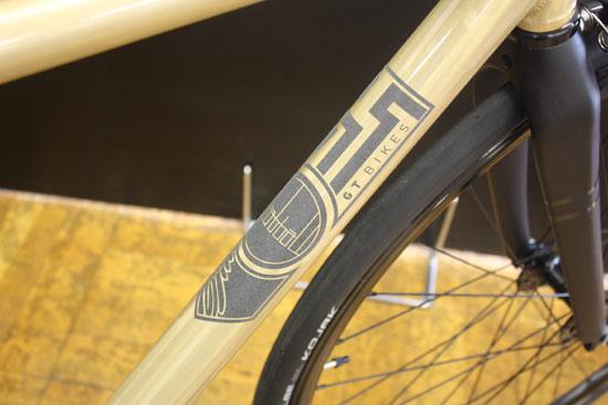 GT 贡丸肉丸) 饰变速自行车,自行车交叉