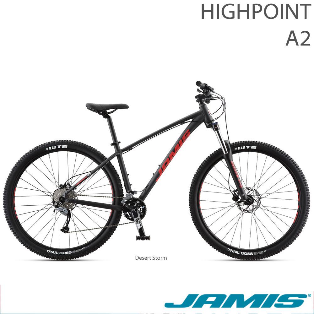 【1都3県送料2700円より(注文後修正)】HIGHPOINT A2(ハイポイントA2)JAMIS(ジェイミス)マウンテンバイク【送料プランC】 【完全組立】