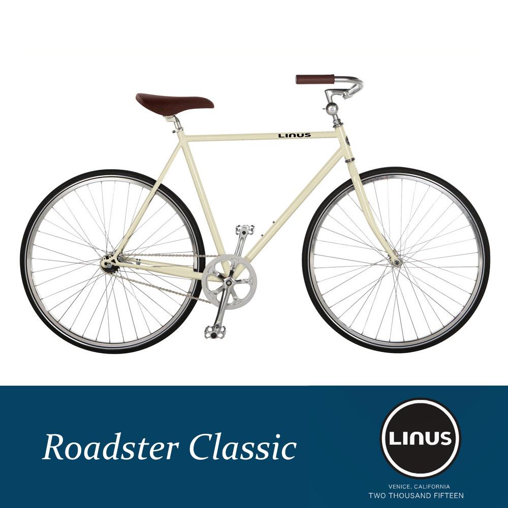 莱纳斯自行车 (莱纳斯自行车) 跑车经典 (跑车经典) 城市通勤单-自行车