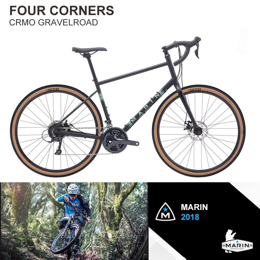 2017型号MARIN(马林)FOUR CORNERS(四角)guraberurodobaiku·旅游摩托车