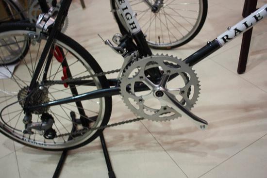2015 模型罗利 (罗利) 皇家莎士比亚公司 (RSW 卡尔顿) minibero-自行车