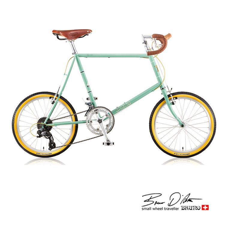 2016 模型 MINIIVELO 路下降 (minibero 负载下降) 布鲁诺 (Bruno) 自行车