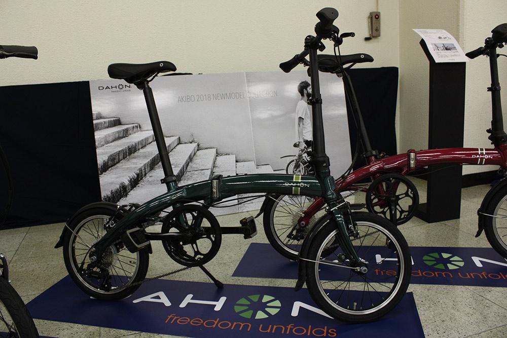 大行 (大行) D7 (曲线 D7) 2016年前辈模型折叠,折叠自行车