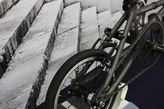 大行 (大行) (Presto SL) SL PRESTO 2017 模型折叠,折叠自行车