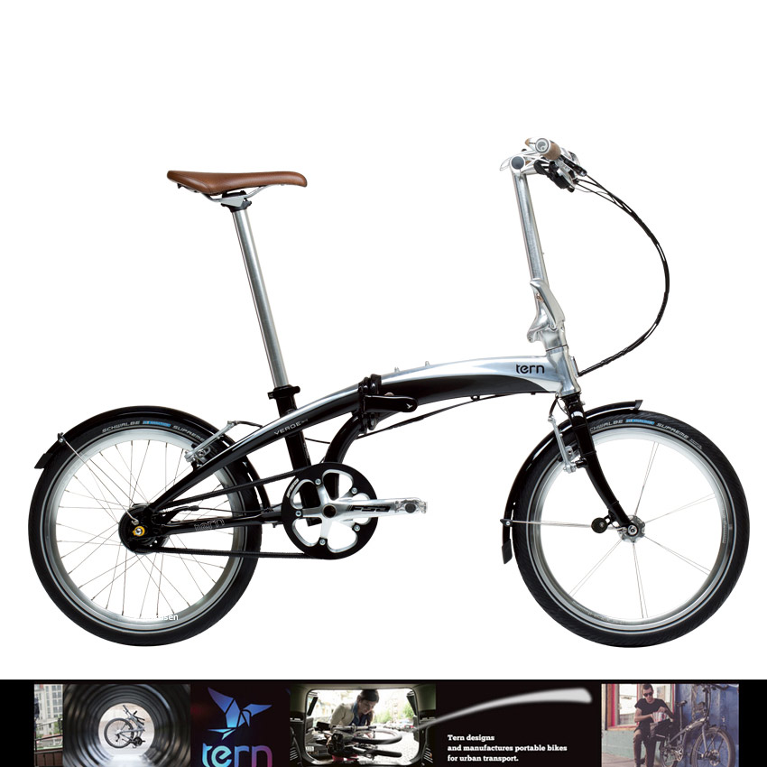 燕鸥 (转) 边缘 S11i (var 咀 S11i) 2015年模型折叠,折叠自行车