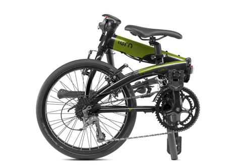 燕鸥 (转) 链接 D16 链接 D16) 2015年模型折叠,折叠自行车