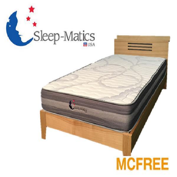 ノンコイル マットレスSleep Matics Marvelous ≪SM-M≫ スリープマティックス マーベラス ワイドダブル(WD)【送料無料】【代引き不可】