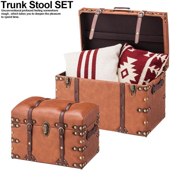 Traver Furniture トランクセット(L&S)【送料無料】