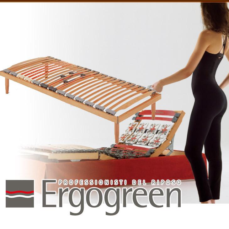 Ergogreen(エルゴグリーン) Evolution(エボリューション)クィーンフレーム(SS×2)【イタリア製】【送料無料】