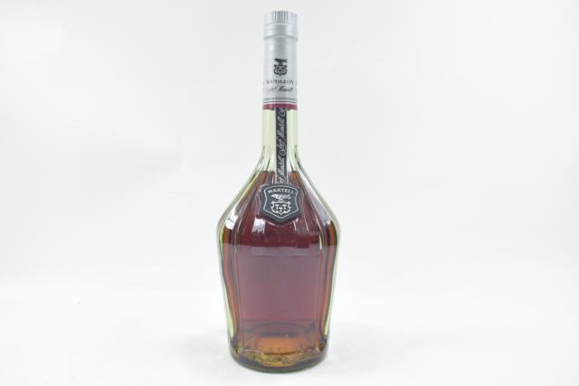 【未開栓】マーテル MARTELL ナポレオン コルドンノアール グリーンボトル 古酒 700ml 【中古】