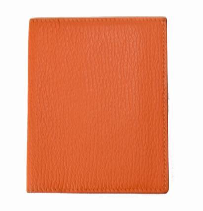 【中古】【美品】HERMES エルメス エブリン シェーブル □N刻印 美品 カードケース