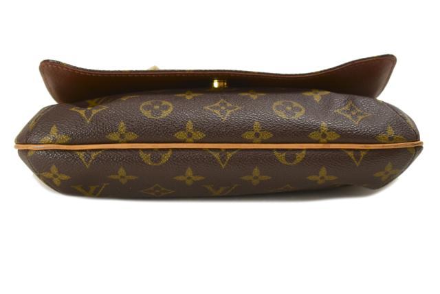 美品 LOUIS VUITTON ルイヴィトン ミュゼットタンゴ ショートストラップ ショルダーバッグ モノグラム M51257kP8n0wO