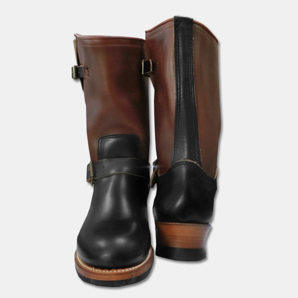 ★ LONE WOLF ( lonewolf ) ★ CAT's PAW SOLE Engineer Boots