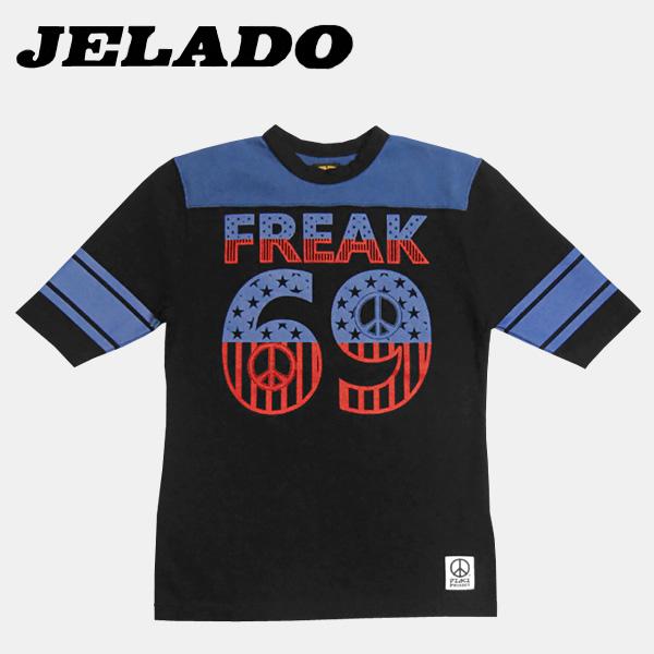 JELADO (Gerard) 足球 T 恤黑色
