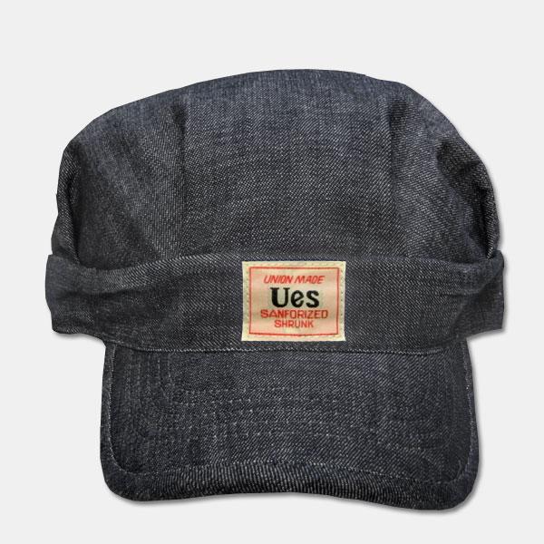 UES (WES) 工作帽牛仔
