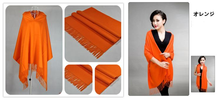 """If you buy now """"limited time offer"""" high-quality cashmere! big thick cashmere scarf! all 13 color scarf Womens mens men unisex 02P13Dec15"""