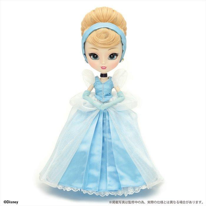 プーリップ ディズニー プリンセス グルーヴ ドールコレクション テレビで話題 シンデレラ 大幅にプライスダウン プレゼントにも 送料無料