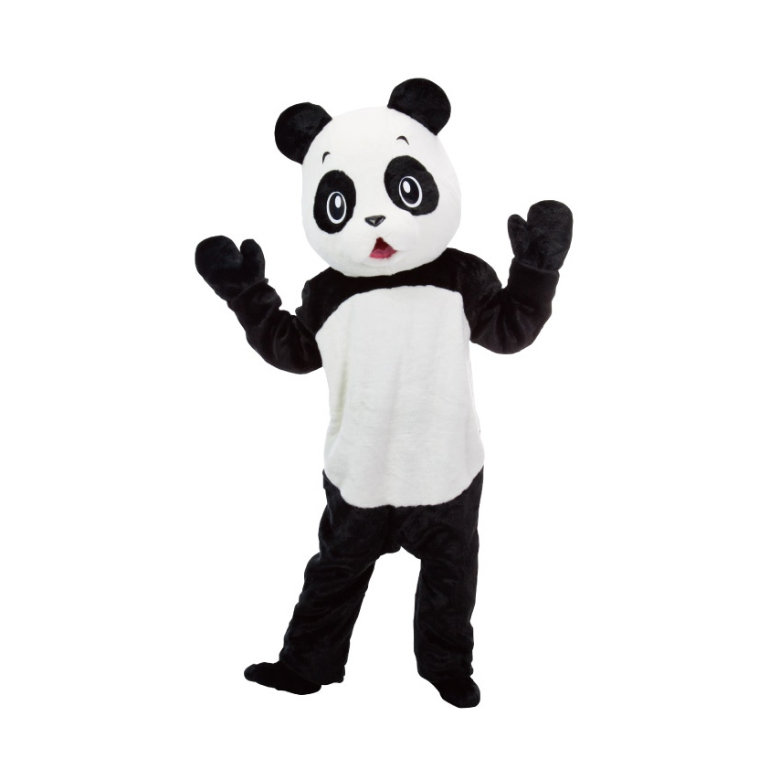 送料無料 着ぐるみ アニマル着ぐるみ パンダのランちゃん