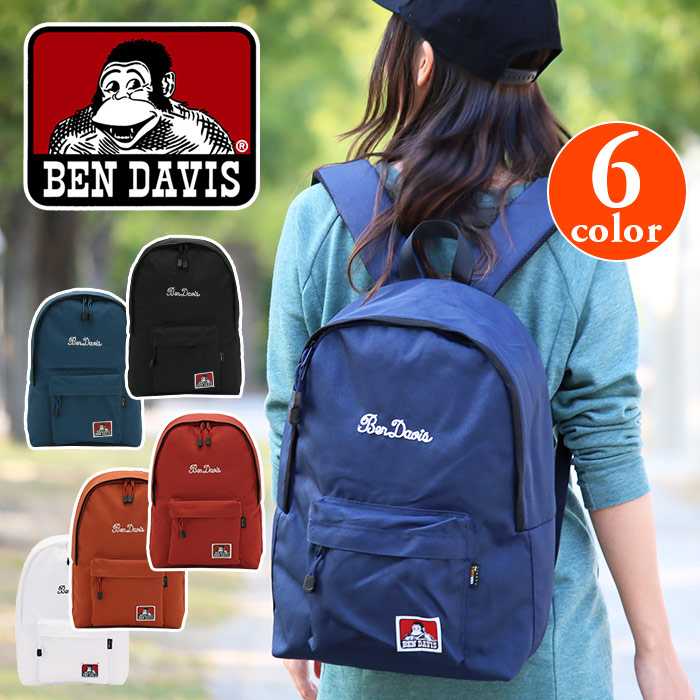 325a6fbcf8 レディース バックパック リュックサック デイパック BDW-9202 BEN DAVIS LEATHER COMBI SQUARE PACK スクエア