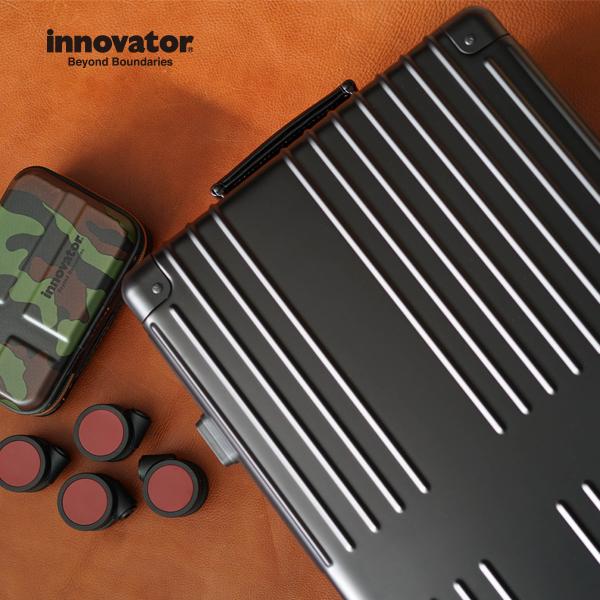 イノベータースーツケース innovator inv1811 36L Sサイズ 機内持ち込みサイズ アルミキャリーケース 送料無料 2年間保証