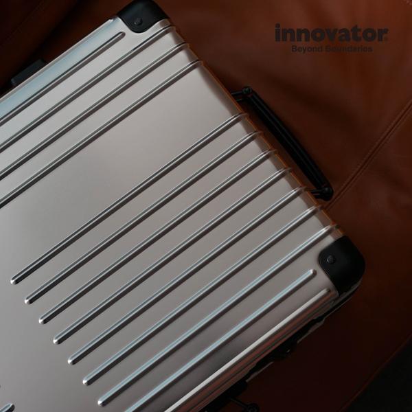 イノベータースーツケース 送料無料 innovator inv1811 inv1811 36L Sサイズ 2年間保証 機内持ち込みサイズ アルミキャリーケース 送料無料 2年間保証, 竹田本社 お菓子の城:9bcbba43 --- sunward.msk.ru