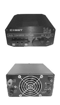 COMET(コメット) DCDCコンバーター CDC1600(CDC-1600)