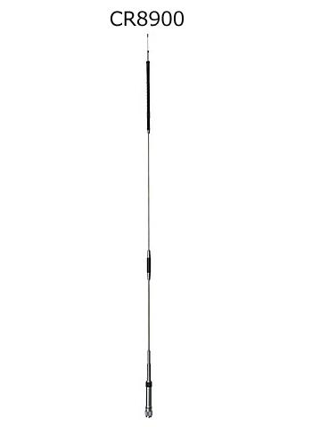 第一電波工業(DIAMOND) 29/50(FM)/144/430MHz帯高利得4バンドモービルアンテナ D☆STAR対応 CR-8900(CR8900)