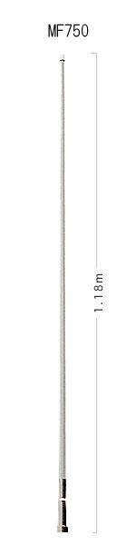 DIAMOND(第一電波工業) MF750(MF-750)