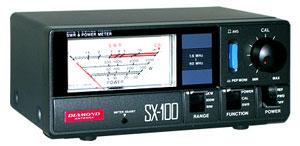 第一電波工業(DIAMOND) 通過形 SWR・パワー計 SX-100(SX100)