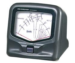 第一電波工業(DIAMOND) クロスニードルSWRパワー計 SX20C(SX-20C)